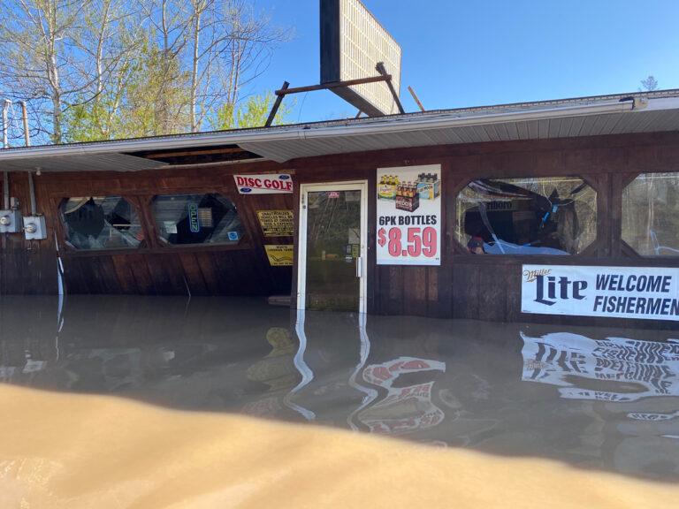 sanford flood